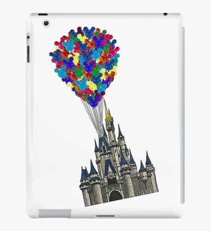 Castle Floating UP & Away iPad Case/Skin