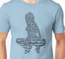Sonnet 18 / Anaconda (variation 2) Unisex T-Shirt