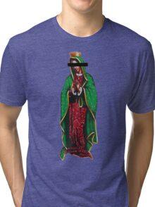 Our Lady Tri-blend T-Shirt