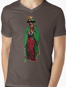 Our Lady Mens V-Neck T-Shirt