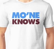 Mo'ne Knows Unisex T-Shirt