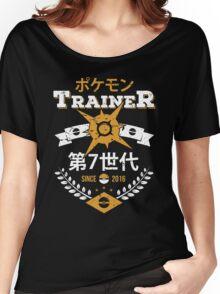 Sun Trainer Women's Relaxed Fit T-Shirt