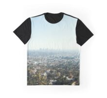 L.A. From Above Graphic T-Shirt