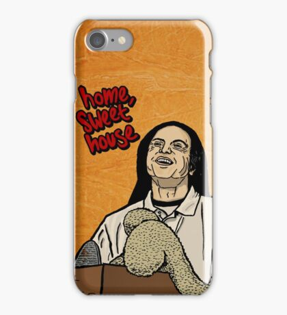 Tommy Wiseau - Home Sweet House iPhone Case/Skin