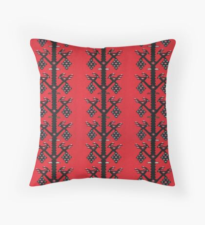 Love Turtle Doves Throw Pillow