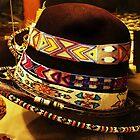 Hats....Seattle, Wash.  by Diane Arndt