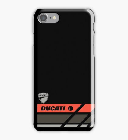 Ducati iPhone Case/Skin