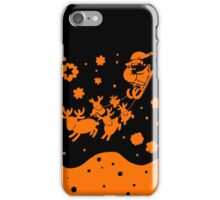 Mustard Spicy Christmas! iPhone Case/Skin