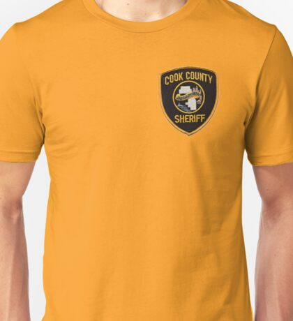 Cook County Sheriff Unisex T-Shirt