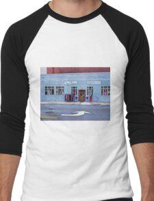 Sidewalk Shopping Men's Baseball ¾ T-Shirt