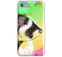 Ferret dreams iPhone Case/Skin