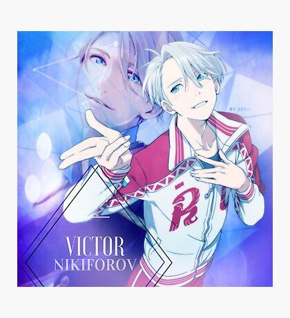 Victor Yuri On Ice 2 Photographic Print