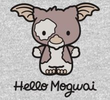 Hello Mogwai One Piece - Short Sleeve