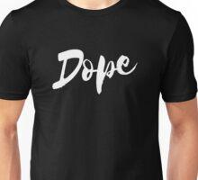 Dope 2 - White Unisex T-Shirt