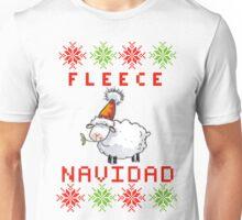Fleece Navidad - Feliz Navidad Unisex T-Shirt