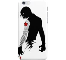 The Winter Soldier iPhone Case/Skin