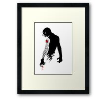 The Winter Soldier Framed Print