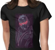 """""""I've got you in my sights."""" Womens Fitted T-Shirt"""