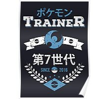 Moon Trainer Poster