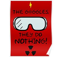 The Goggles Poster