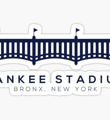 Yankee Stadium Sticker