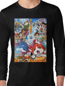 Yokai Watch ! Long Sleeve T-Shirt