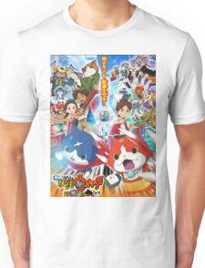 Yokai Watch ! Unisex T-Shirt