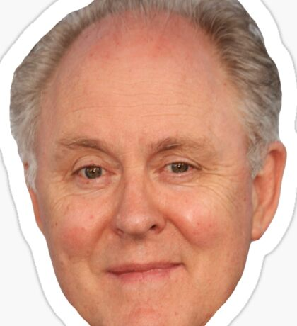 John Lithgow Sticker