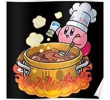 Chef Kirby Poster