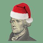 Alexander Hamilton Christmas by imaginedworlds