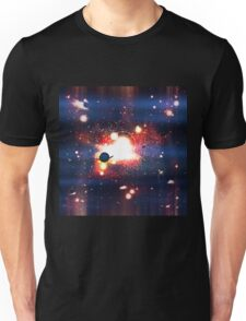 Space background Unisex T-Shirt