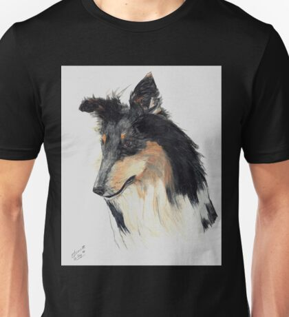 Rough Collie 2 Unisex T-Shirt