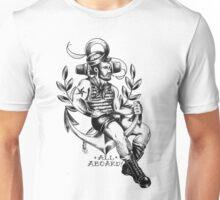 All Aboard ! Unisex T-Shirt