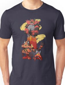 Litten Evolutions Unisex T-Shirt