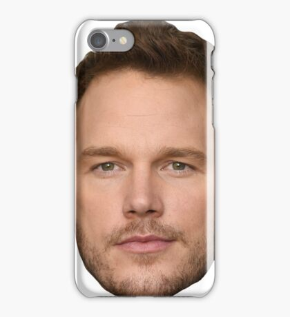 Chris Pratt iPhone Case/Skin