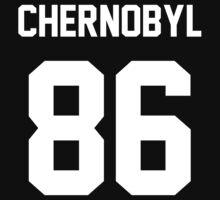 CHERNOBYL '86 by bakerandness
