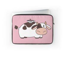 Teacup Cow Laptop Sleeve