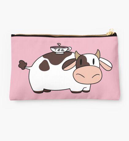 Teacup Cow Studio Pouch