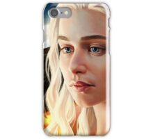FIRE: Mother of Dragons iPhone Case/Skin