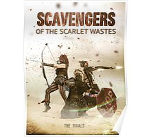Scavengers of The Scarlet Wastes - The Rivals Poster