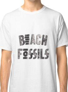Beach Fossils What A Pleasure Logo Classic T-Shirt