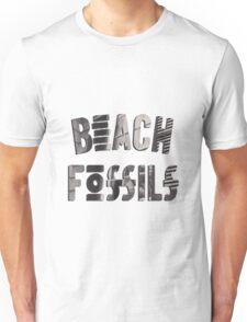 Beach Fossils What A Pleasure Logo Unisex T-Shirt