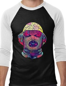 Abstract Oxymoron Men's Baseball ¾ T-Shirt