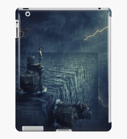 Finding Yourself iPad Case/Skin