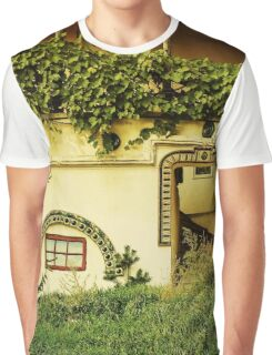 The Traditional Facade Graphic T-Shirt