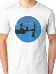Darth Five Alive Unisex T-Shirt