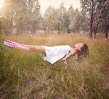 I lay in Peace... by Marny Barnes