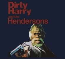 Dirty Harry and the Hendersons by poppedculture