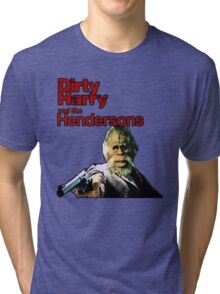 Dirty Harry and the Hendersons Tri-blend T-Shirt
