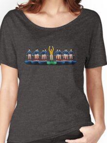 Glasgow Rangers '72 subbuteo design Women's Relaxed Fit T-Shirt